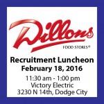 Dillon's Recruitment Luncheon