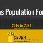 Kansas Population Forecast: 2014-2064