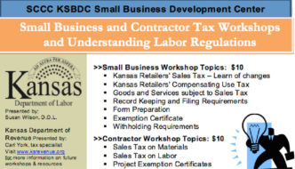 Tax Workshops Offered September 29